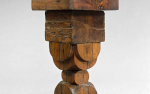 Oak base / Soclu de stejar, 1920