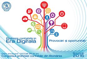 Congresul al XXI-lea al Profesiei Contabile - Ediție Aniversară CECCAR 95 de ani