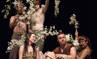 Visul unei nopți de vară de William Shakespare, un spectacol de Tim Robbins
