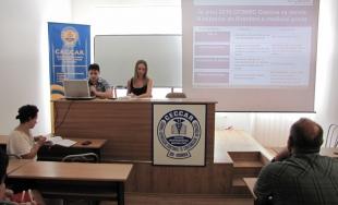 Seminar privind proiectele cu finanţare nerambursabilă, la Dolj