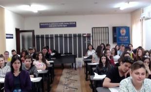 """CECCAR Prahova, gazda elevilor Colegiului Economic """"Virgil Madgearu"""" din Ploieşti"""