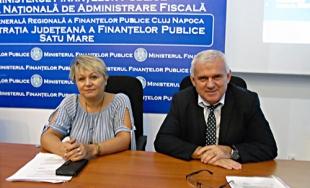 CECCAR Satu Mare: Obligațiile utilizatorilor caselor de marcat cu jurnal electronic, prezentate profesioniștilor contabili de specialiști ai AJFP
