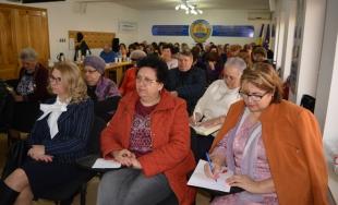 CECCAR Ialomița: Situațiile particulare privind modul de completare a Declarației unice, discutate de membrii filialei cu specialiști ai AJFP