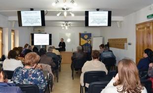 CECCAR Ialomița: Nou și vechi în legislația din domeniul muncii, seminar susținut de conducerea ITM