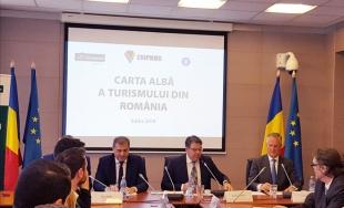 """A doua ediție a """"Cartei Albe a Turismului din România"""""""