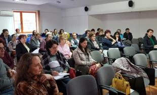 CECCAR Sibiu: Întâlnire profesională, în colaborare cu Oficiul Registrului Comerțului, pentru prezentarea legislației privind prevenirea și combaterea spălării banilor și finanțării terorismului