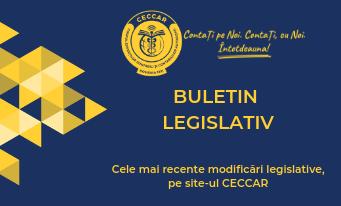 Buletine legislative
