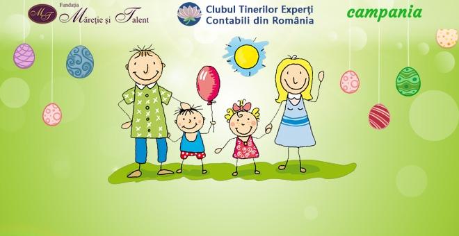 Clubul Tinerilor Experți Contabili din România și Fundația Măreție și Talent