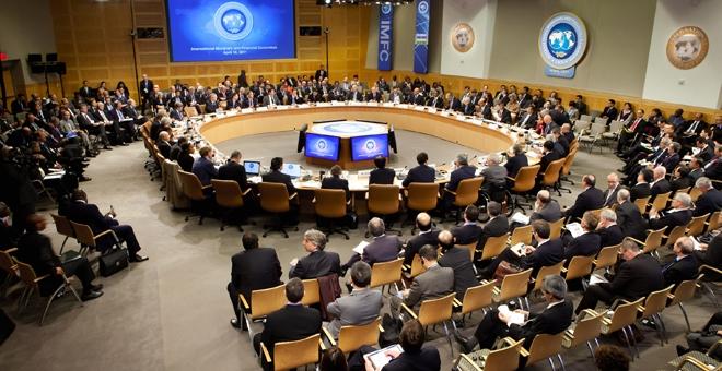 FMI a revizuit estimările privind economia mondială