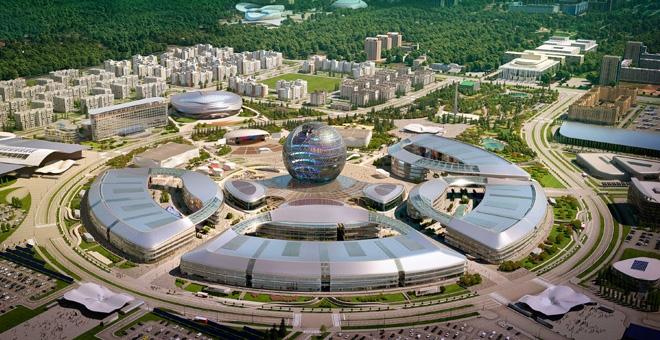 Pavilionul României la <em>EXPO Astana 2017</em>