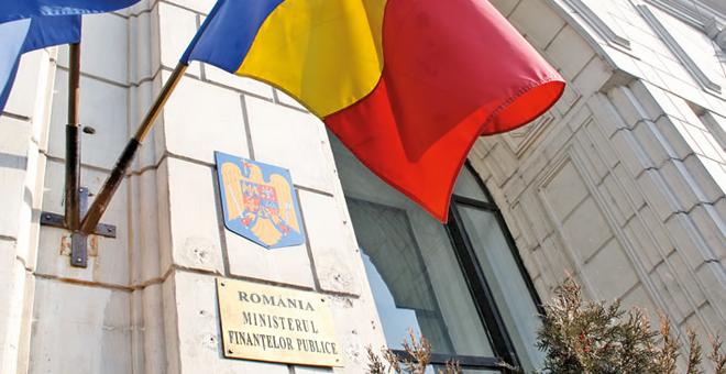 Ministerul Finanțelor Publice