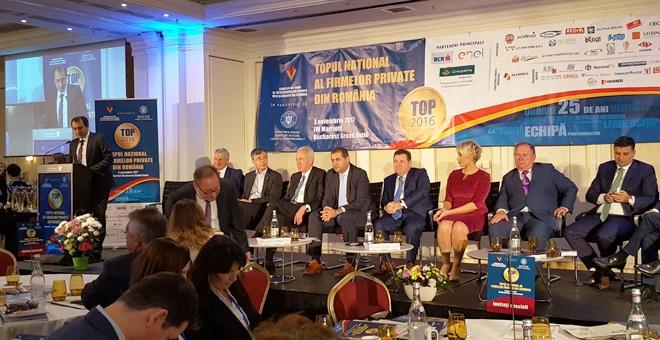 Topul Național al Firmelor Private din România