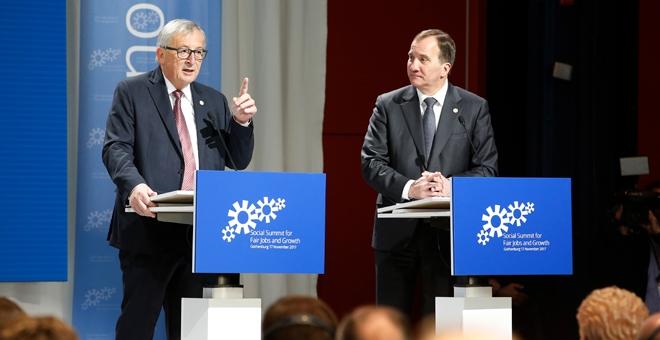 Reuniunea la nivel înalt de la Göteborg (Suedia)
