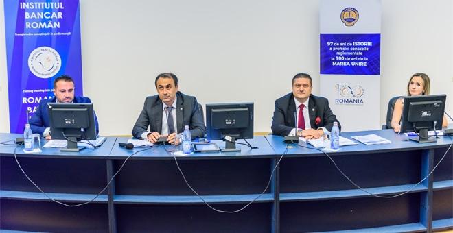 Prima ediție a <em>Conferinței Naționale de Contabilitate și Fiscalitate</em>