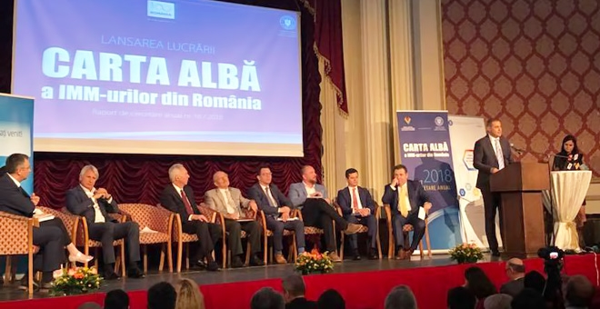 Consiliul Național al Întreprinderilor Private Mici și Mijlocii din România
