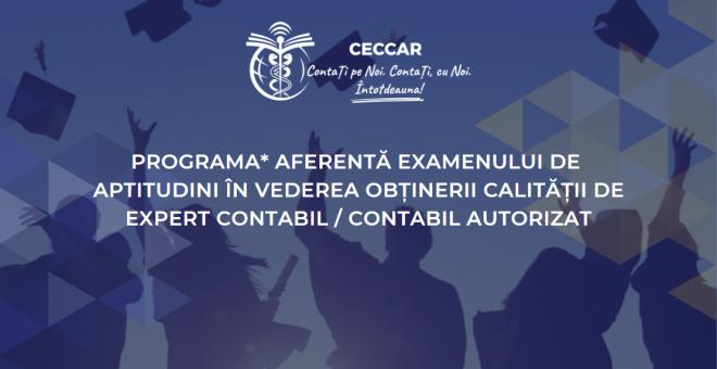 Corpul Experților Contabili și Contabililor Autorizați din România
