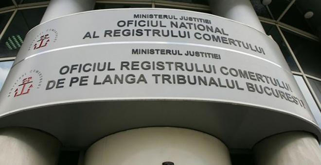 Oficiul Naţional al Registrului Comerţului