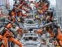 Piaţa globală a roboţilor industriali s-a dublat în ultimii patru ani şi va continua să urce cu 14% pe an