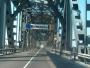 Autoturismele care trec podul peste Dunăre de la Giurgiu la Ruse nu achită taxa, pe 20 iunie