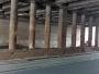 Astăzi încep lucrările de reparații și consolidare la Podul Constanța