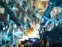 Producţia industrială a scăzut, ca serie brută, cu 16,4% în primele şase luni