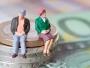 INS: Sumele cuvenite drept pensii au fost anul trecut cu 15,4% mai mari față de 2019