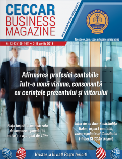 CECCAR Business Magazine, nr. 12-13 / 3-16 aprilie 2018