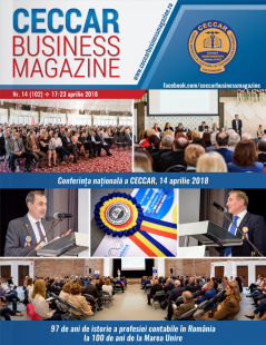 CECCAR Business Magazine, nr. 14 / 17-23 aprilie 2018