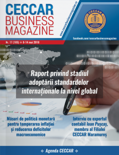 CECCAR Business Magazine, nr. 17 / 8-14 mai 2018