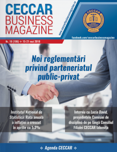 CECCAR Business Magazine, nr. 18 / 15-21 mai 2018