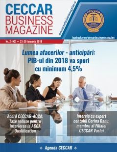 CECCAR Business Magazine, nr. 2 / 23-29 ianuarie 2018