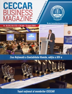 CECCAR Business Magazine, nr. 28-29 / 24 iulie - 6 august 2018