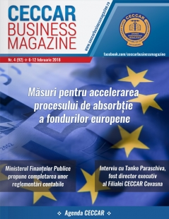 CECCAR Business Magazine, nr. 4 / 6-12 februarie 2018