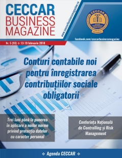 CECCAR Business Magazine, nr. 5 / 13-19 feb. 2018
