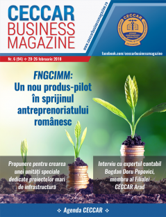 CECCAR Business Magazine, nr. 6 / 20-26 feb. 2018