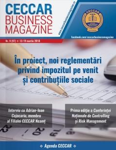 CECCAR Business Magazine, nr. 9 / 13-19 martie 2018