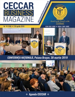 CECCAR Business Magazine, nr. 12 / 2-8 aprilie 2019