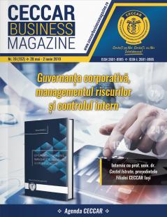 CECCAR Business Magazine, nr. 19 / 28 mai - 2 iunie 2019