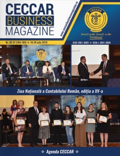 CECCAR Business Magazine, nr. 26-27 / 16-29 iulie 2019