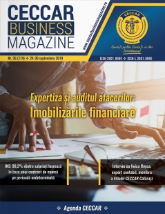 CECCAR Business Magazine, nr. 36 / 24-30 sept. 2019