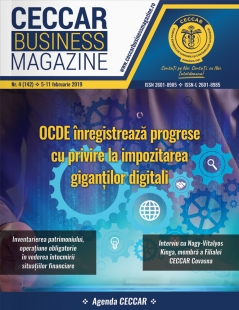 CECCAR Business Magazine, nr. 4 / 5-11 febr. 2019