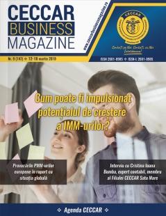 CECCAR Business Magazine, nr. 9 / 12-18 martie 2019