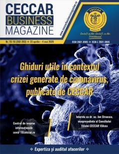 CECCAR Business Magazine, nr. 15-16 / 23 apr. - 4 mai 2020