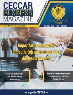 CECCAR Business Magazine, nr. 2 / 21-27 ian. 2019