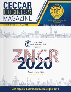 CECCAR Business Magazine, nr. 27-28 / 14-27 iulie 2020