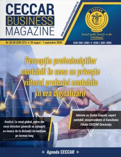 CECCAR Business Magazine, nr. 33-34 / 25 aug.-7 sept.2020
