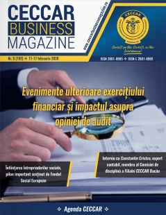 CECCAR Business Magazine, nr. 5 / 11-17 feb. 2020