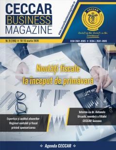 CECCAR Business Magazine, nr. 9 / 10-16 martie 2020
