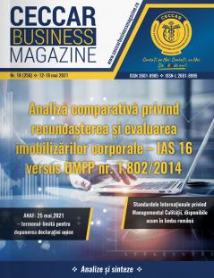 CECCAR Business Magazine, nr. 18 / 12-18 mai 2021