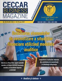 CECCAR Business Magazine, nr. 23-24 / 16-29 iun. 2021
